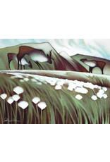 """Nathalie Parenteau Nathalie Parenteau """"Arctic Cotton"""" Art Card"""