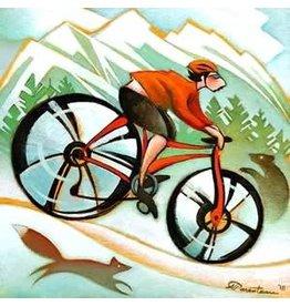 Nathalie Parenteau Boreal Biking