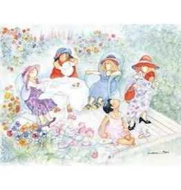 Barbara Lavallee Garden Party