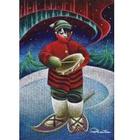 Nathalie Parenteau Parumpapumpum (art card)
