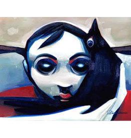 Nathalie Parenteau Raven Eyes