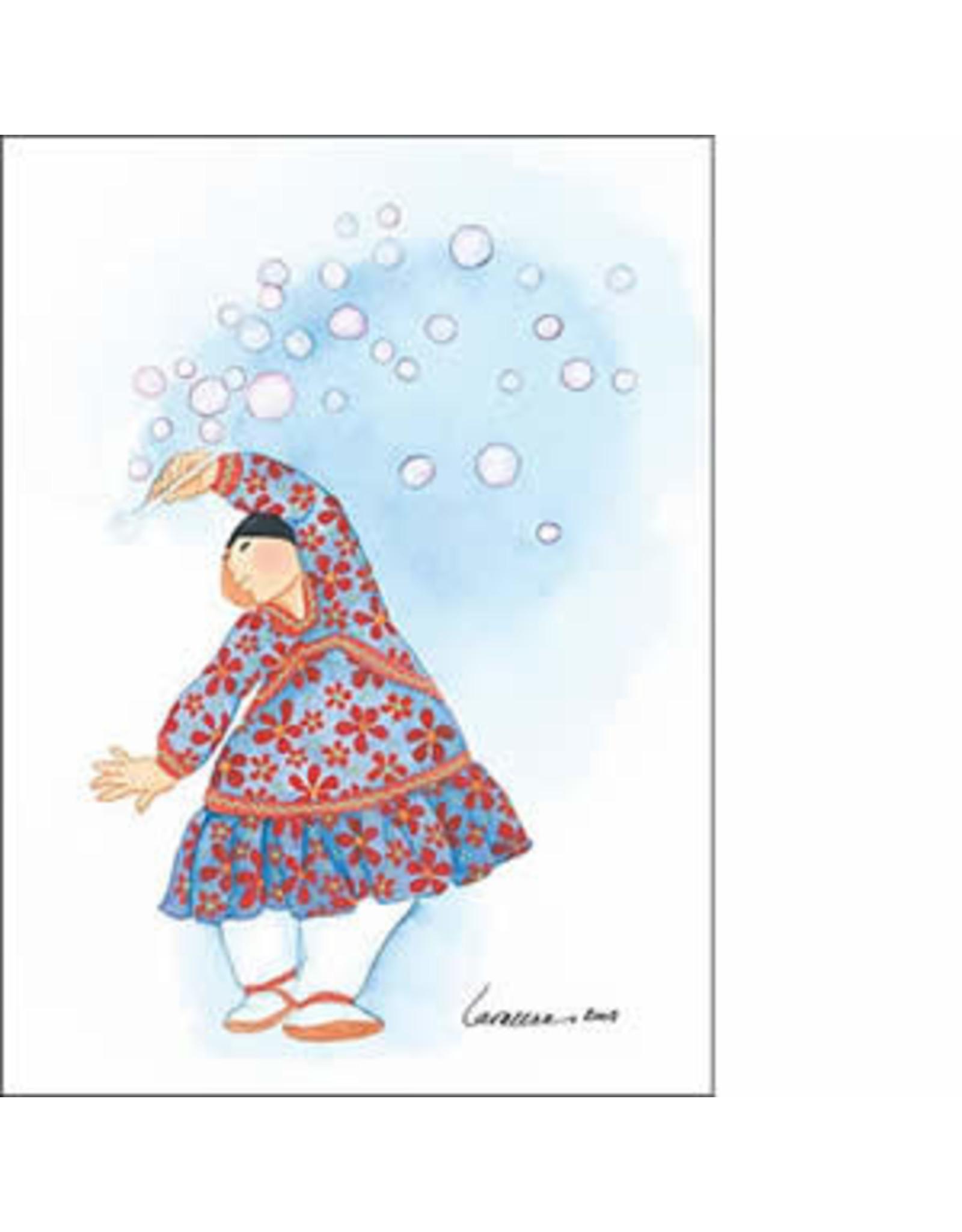 Barbara Lavallee Painting the Sky | Barbara Lavallee