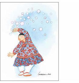 "Barbara Lavallee Barbara Lavallee ""Painting the Sky"" art print"