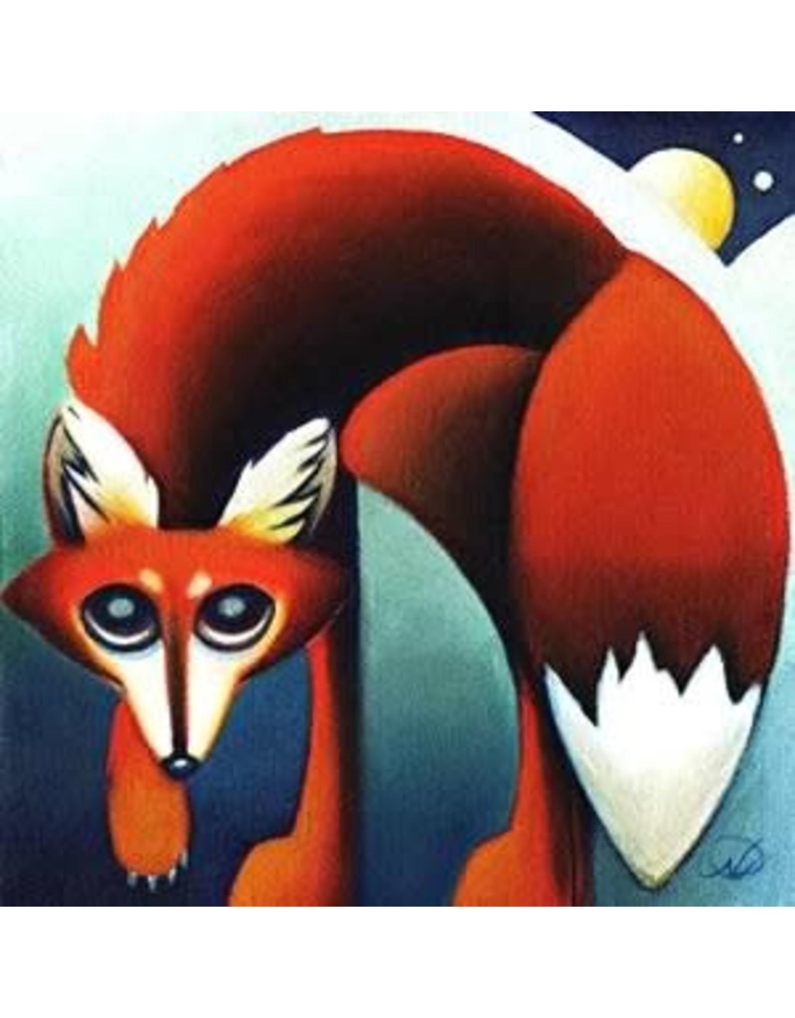 Nathalie Parenteau Red Fox | Nathalie Parenteau