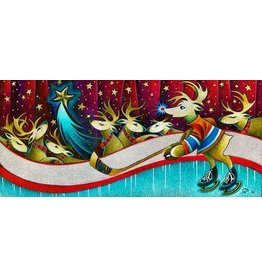 Nathalie Parenteau Shooting Star (art card)