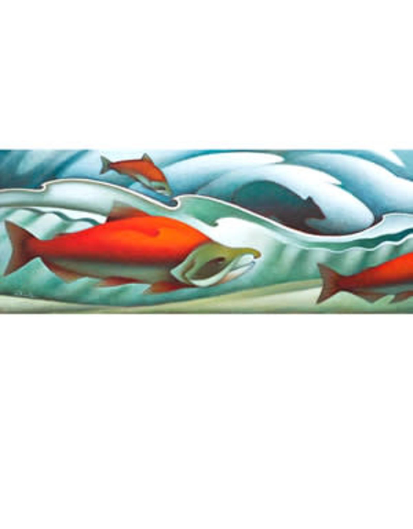 Nathalie Parenteau Song of the Salmon | Nathalie Parenteau