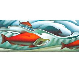 Nathalie Parenteau Song of the Salmon