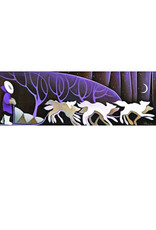"Nathalie Parenteau Nathalie Parenteau ""The Long Journey"" Art Card"