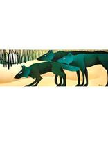 Nathalie Parenteau Twilight Wolf Pack (art card) | Nathalie Parenteau