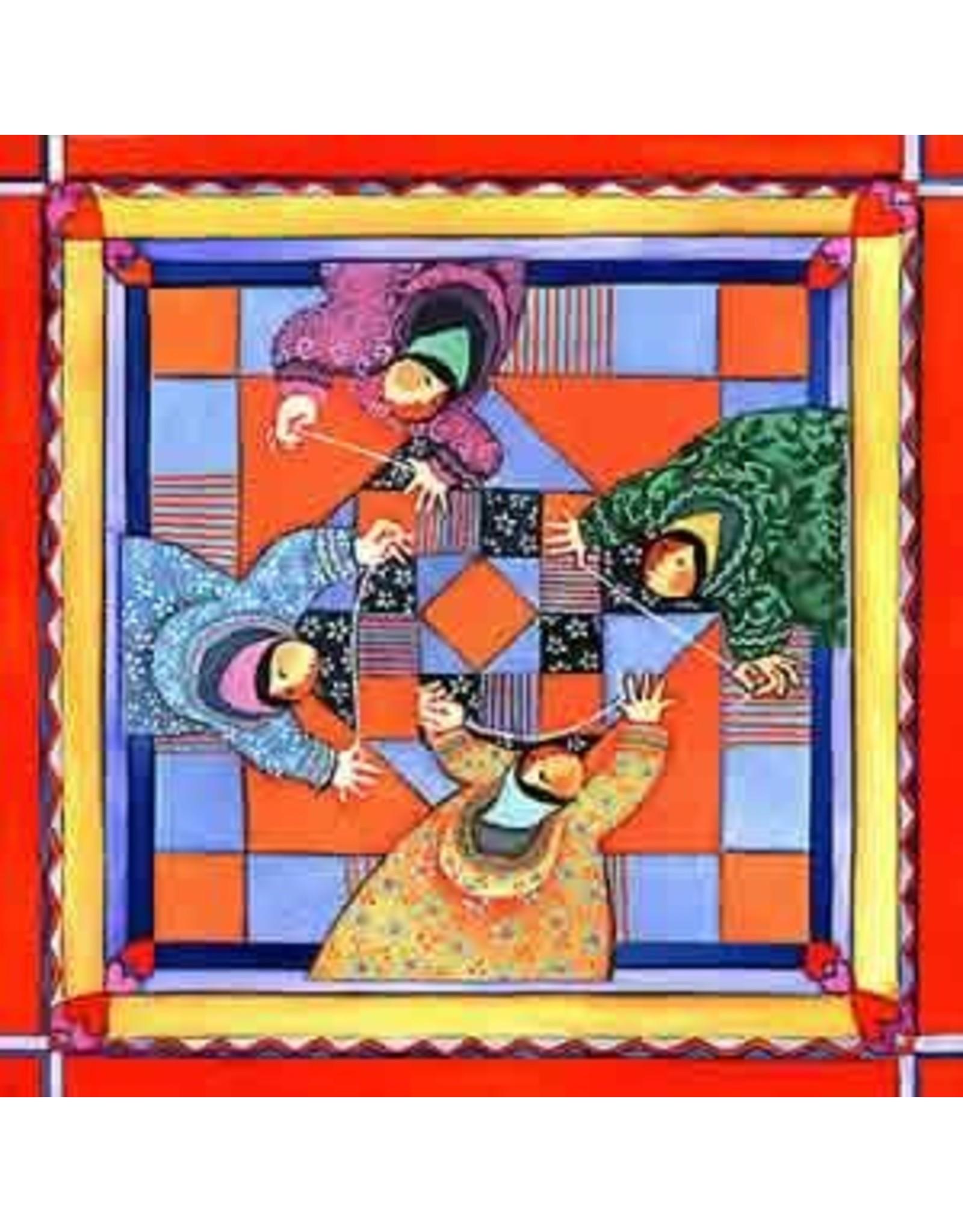 """Barbara Lavallee Barbara Lavallee """"Quilting Quartet Encore"""" art print"""