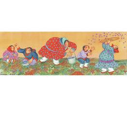 """Barbara Lavallee Barbara Lavallee """"Sharing Berries"""" art print"""