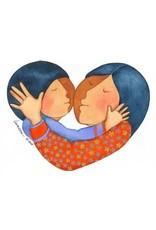 "Barbara Lavallee Barbara Lavallee ""Somebody Loves You"" art print"
