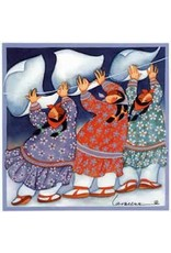 "Barbara Lavallee Barbara Lavallee ""Three Sheets to the Wind"" art print"