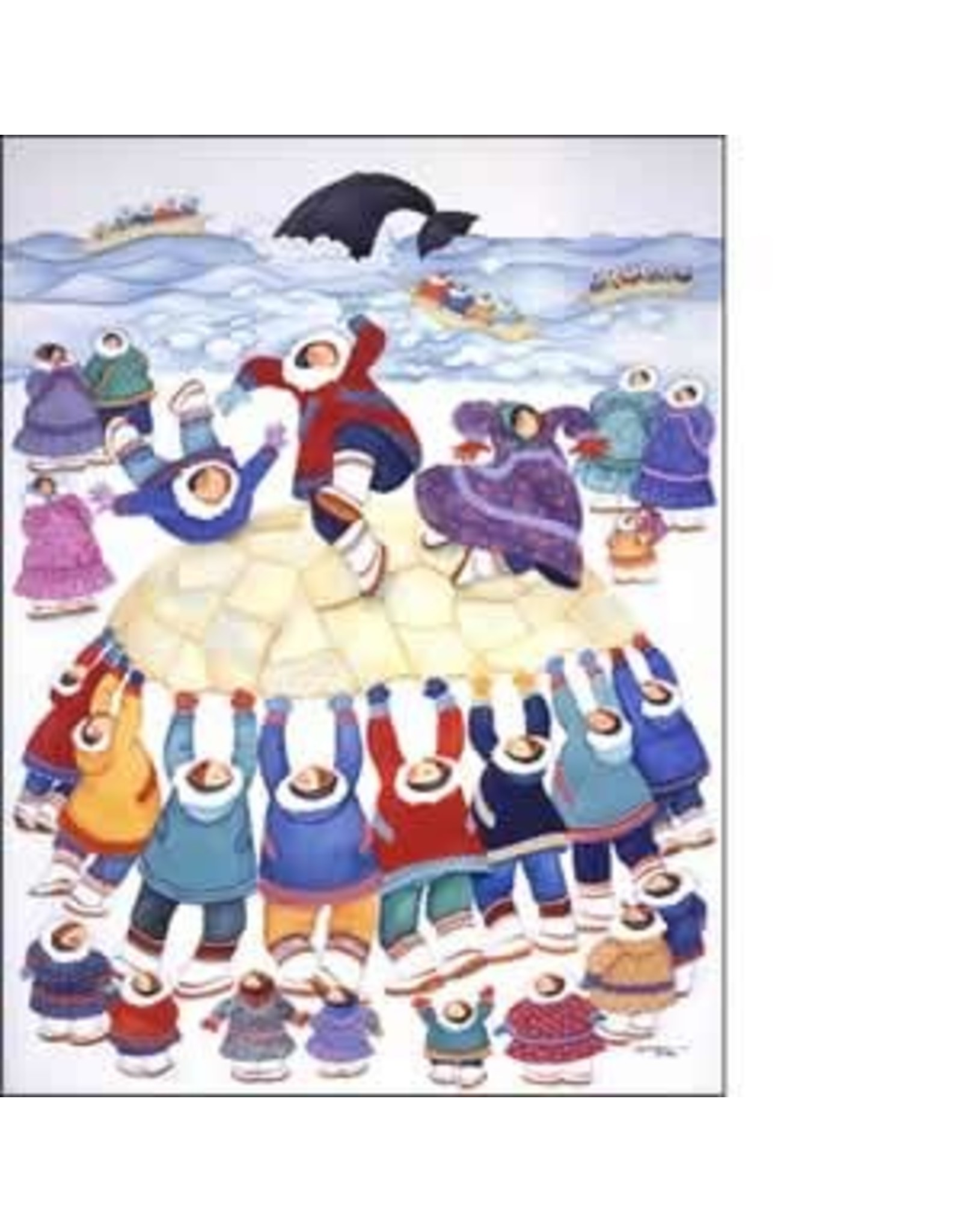 "Barbara Lavallee Barbara Lavallee ""Up, Up and Away"" art print"