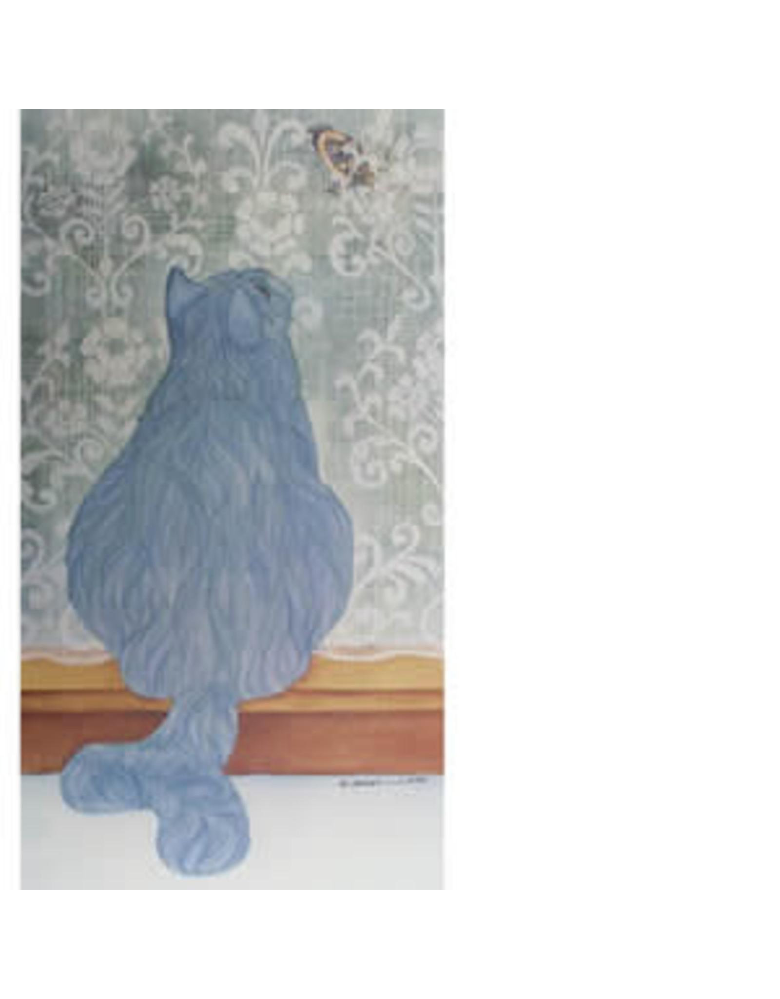 "Barbara Lavallee Barbara Lavallee ""Wistful Thinking"" art print"