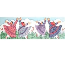 "Barbara Lavallee Barbara Lavallee ""Women Who Fly"" art print"