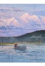 "Jon Van Zyle Jon Van Zyle ""Coming Ashore"" art print"
