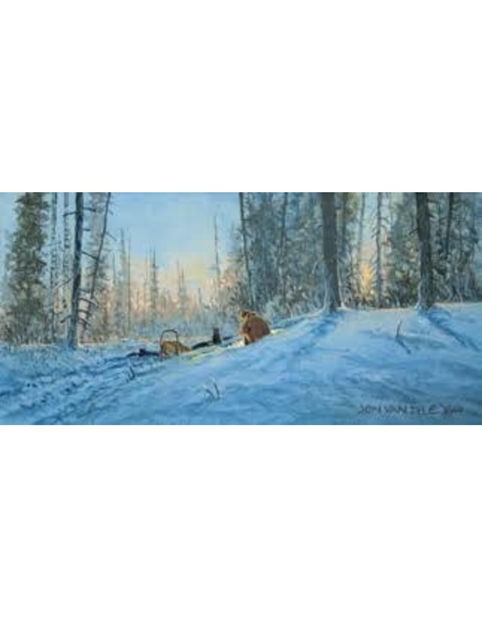 "Jon Van Zyle Jon Van Zyle ""Early Morning Light"" art print"