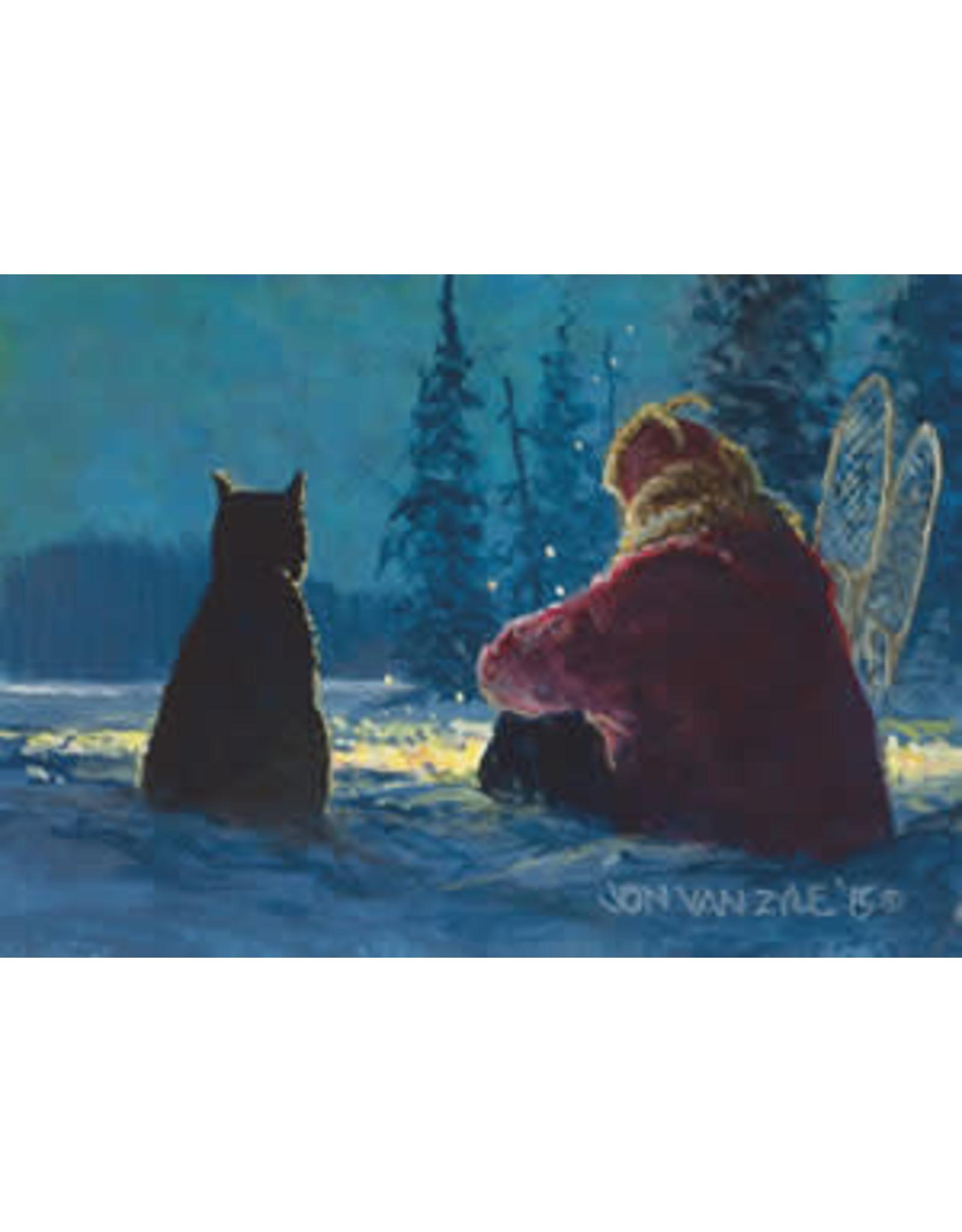 """Jon Van Zyle Jon Van Zyle """"Friends"""" art print"""