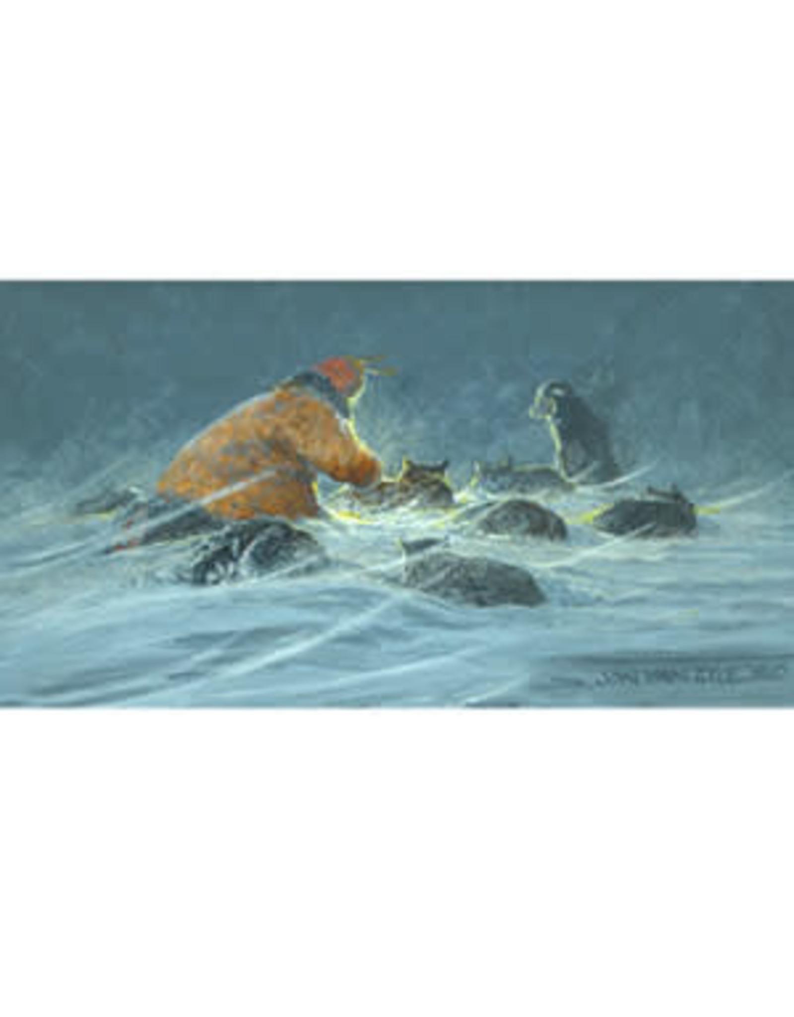 "Jon Van Zyle Jon Van Zyle ""Gathering the Troops"" art print"
