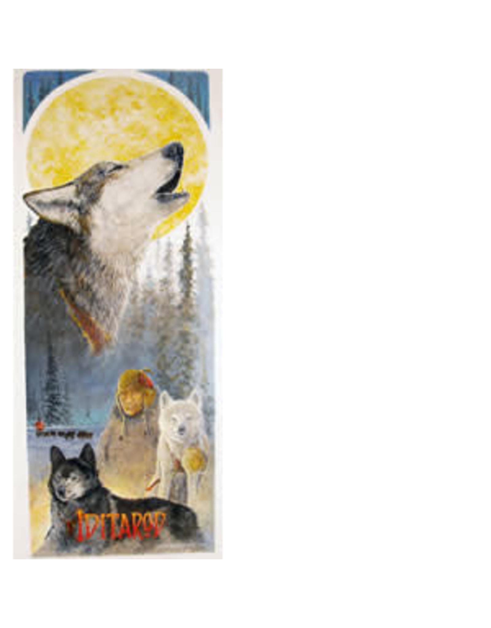 Jon Van Zyle Iditarod 2015 Poster | Jon Van Zyle