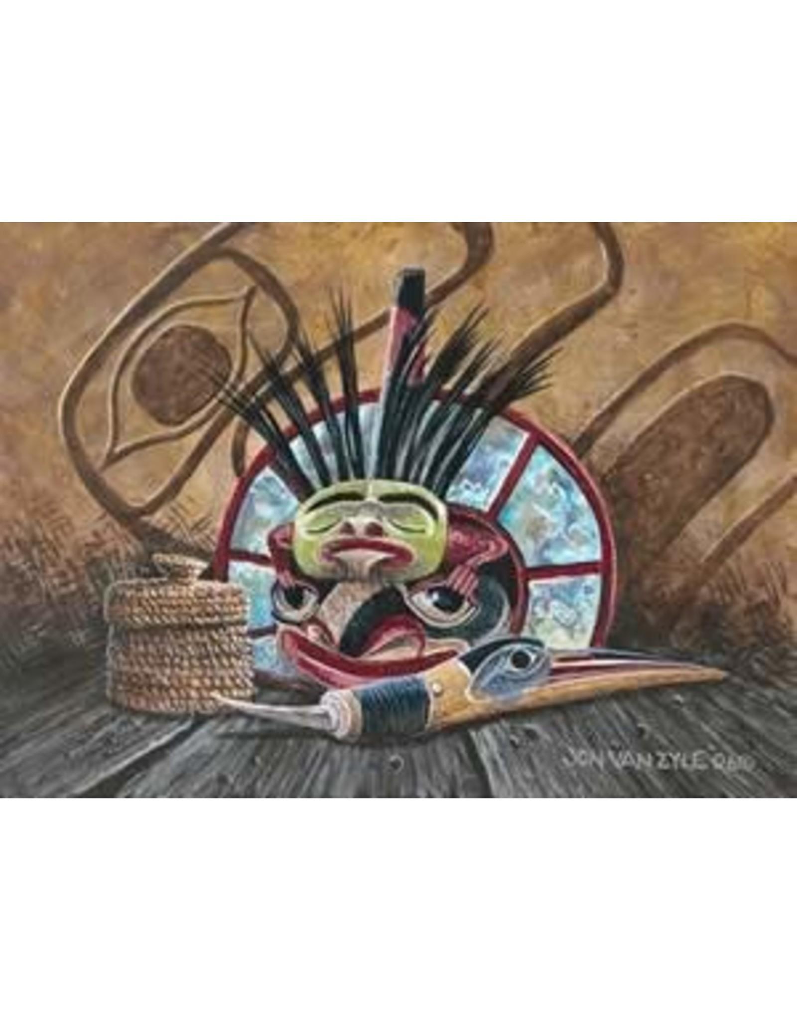 """Jon Van Zyle Jon Van Zyle """"Southeast Artistry"""" art print"""
