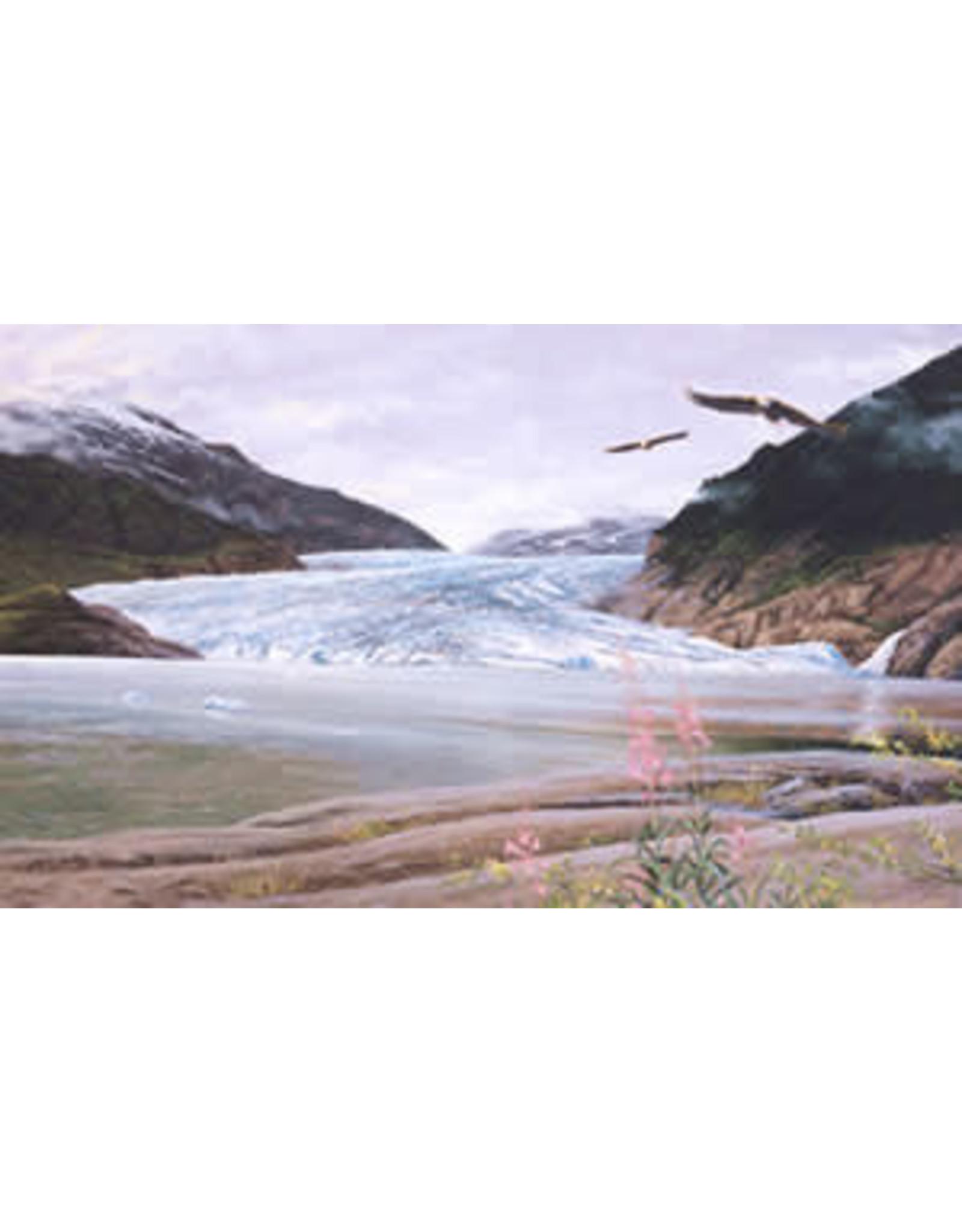 "Jon Van Zyle Jon Van Zyle ""Summer Pinks & Blues"" art print"