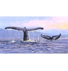 "Jon Van Zyle Jon Van Zyle ""Water Dance"" art print"