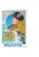 Jon Van Zyle Women on the Trail (Iditarod 2019 Poster) | Jon Van Zyle