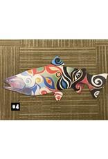 Romney Designs Romney Dodd Aluminum Fish