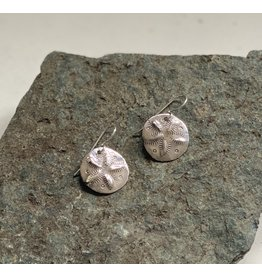 Water's Edge Studio Water's Edge Earrings Sand Dollar