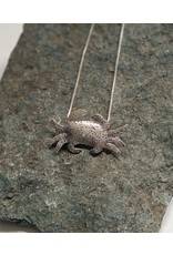 Water's Edge Studio Water's Edge Pendant Crab Tattooed