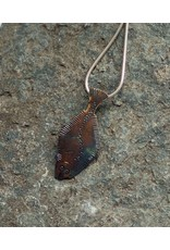 Water's Edge Studio Water's Edge Pendant Halibut