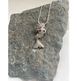 Water's Edge Studio Water's Edge Pendant Mermaid