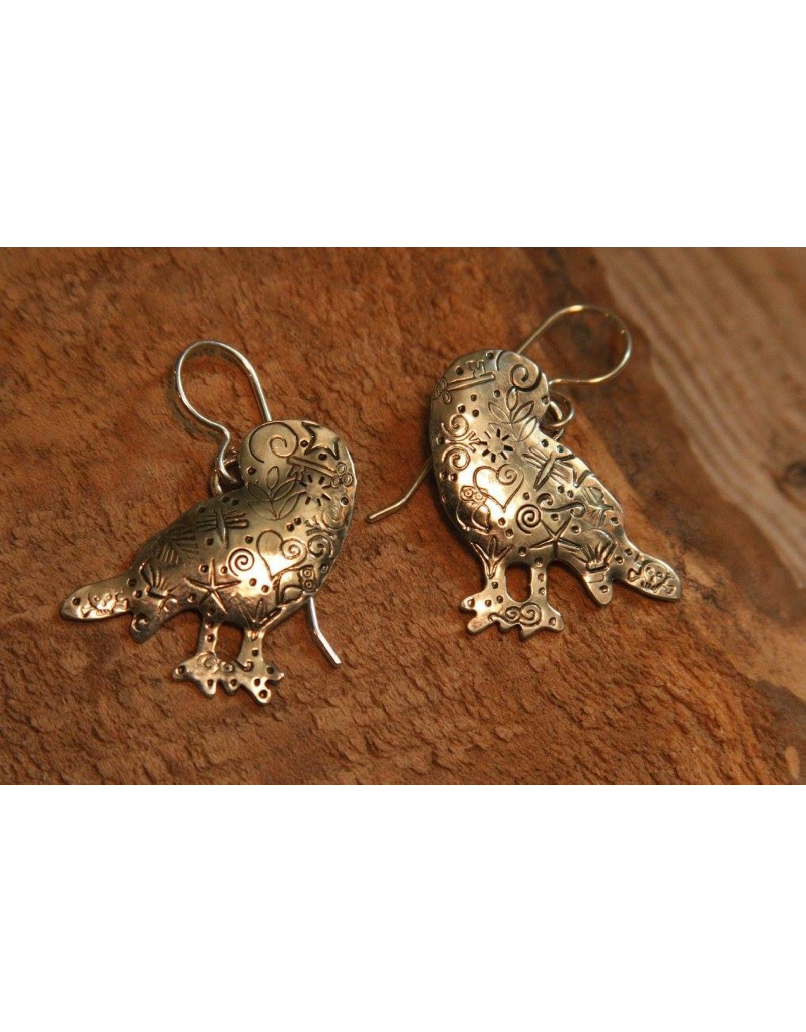 Water's Edge Studio Water's Edge Earrings Owl