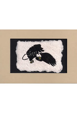 "KB's Handmade Creations Karen Beason ""Eagle"" art print"