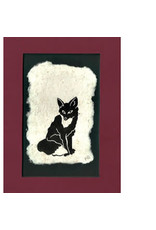"KB's Handmade Creations Karen Beason ""Red Fox"" art print"