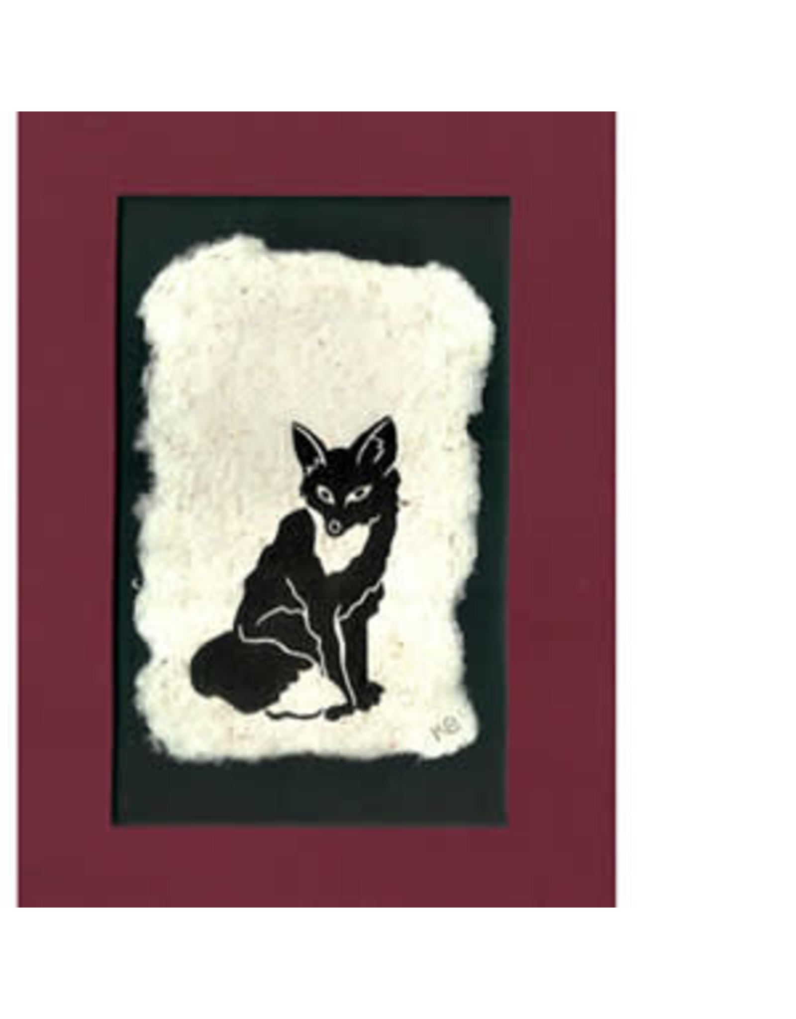 KB's Handmade Creations Red Fox | Karen Beason