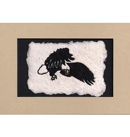 KB's Handmade Creations Eagle (framed)
