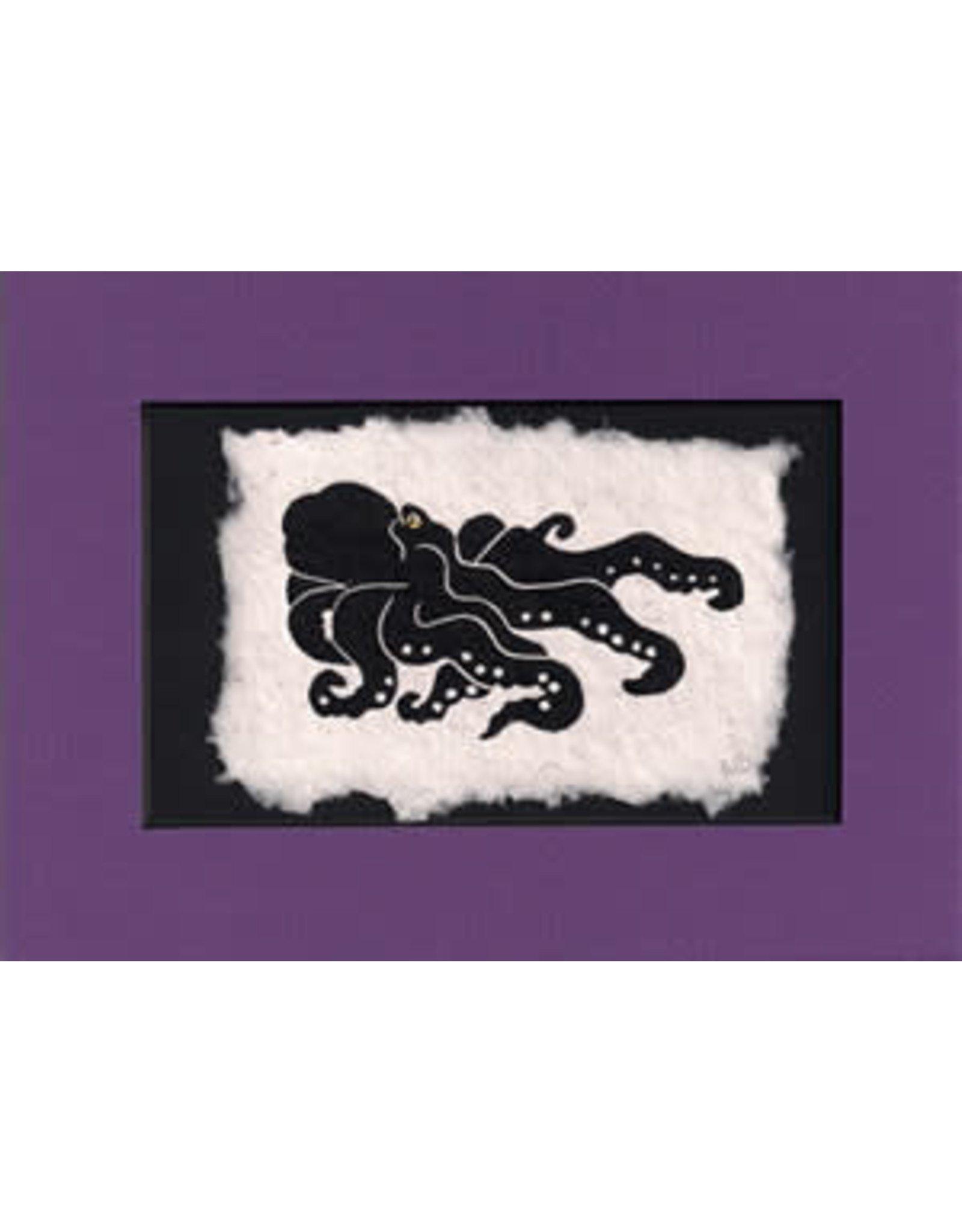 KB's Handmade Creations Octopus (framed) | Karen Beason