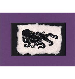 KB's Handmade Creations Octopus (framed)