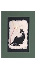 KB's Handmade Creations Sockeye Salmon (framed) | Karen Beason