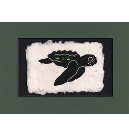 "KB's Handmade Creations Karen Beason ""Bering Sea Turtle"" art print"