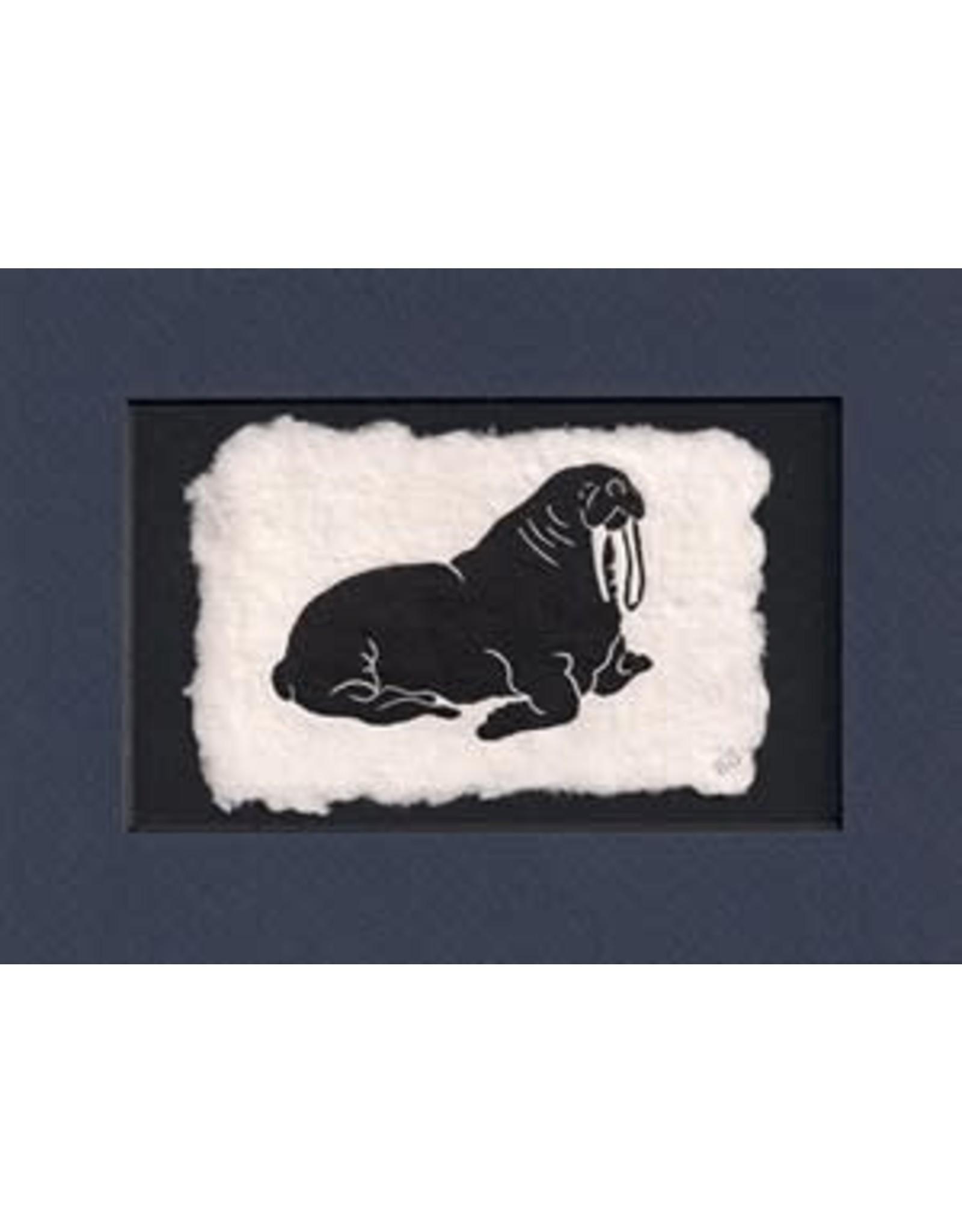 KB's Handmade Creations Walrus | Karen Beason