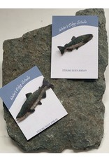 Water's Edge Studio Water's Edge Studio Pin Chinook