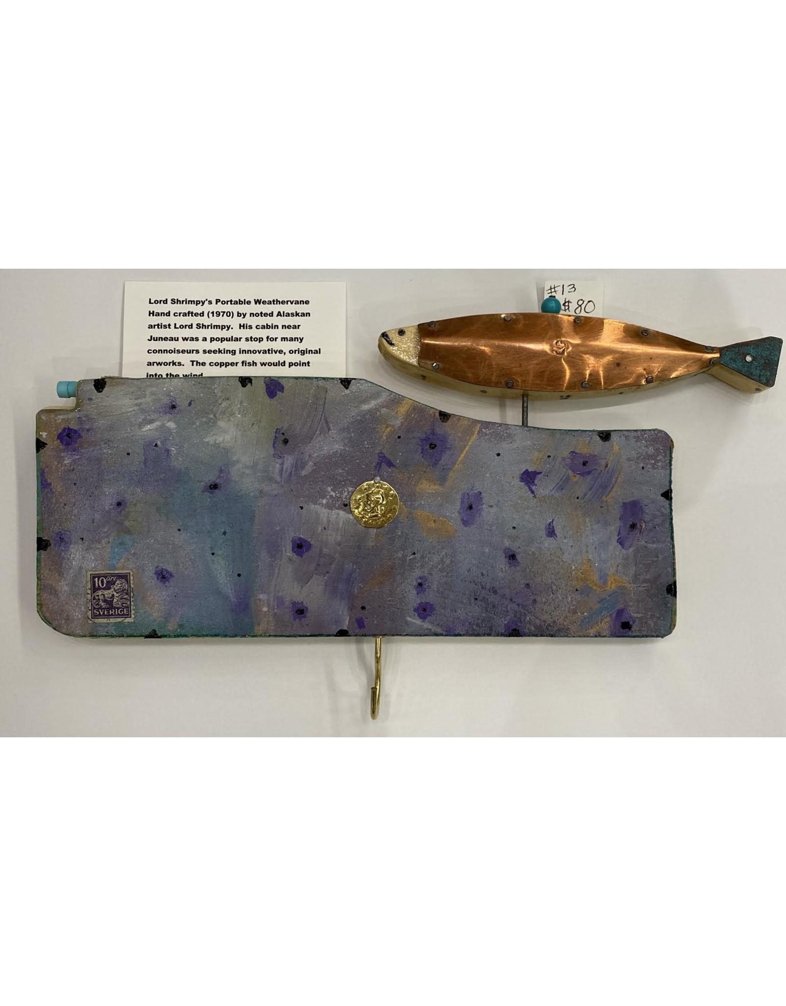 Dick Libby Dick Libby Fish #13