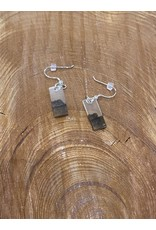 Timber & Tides Timber & Tides Earrings White Driftwood I