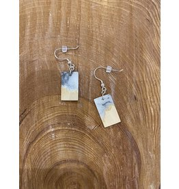 Timber & Tides Timber & Tides Earrings Multi Yellow Cedar I