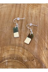 Timber & Tides Timber & Tides Earrings Multi Yellow Cedar II