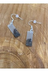 Timber & Tides Timber & Tides Earrings White Driftwood II